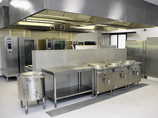 Portable kitchens and restaurants Temporary kitchens require specific knowledge and experience. > read more
